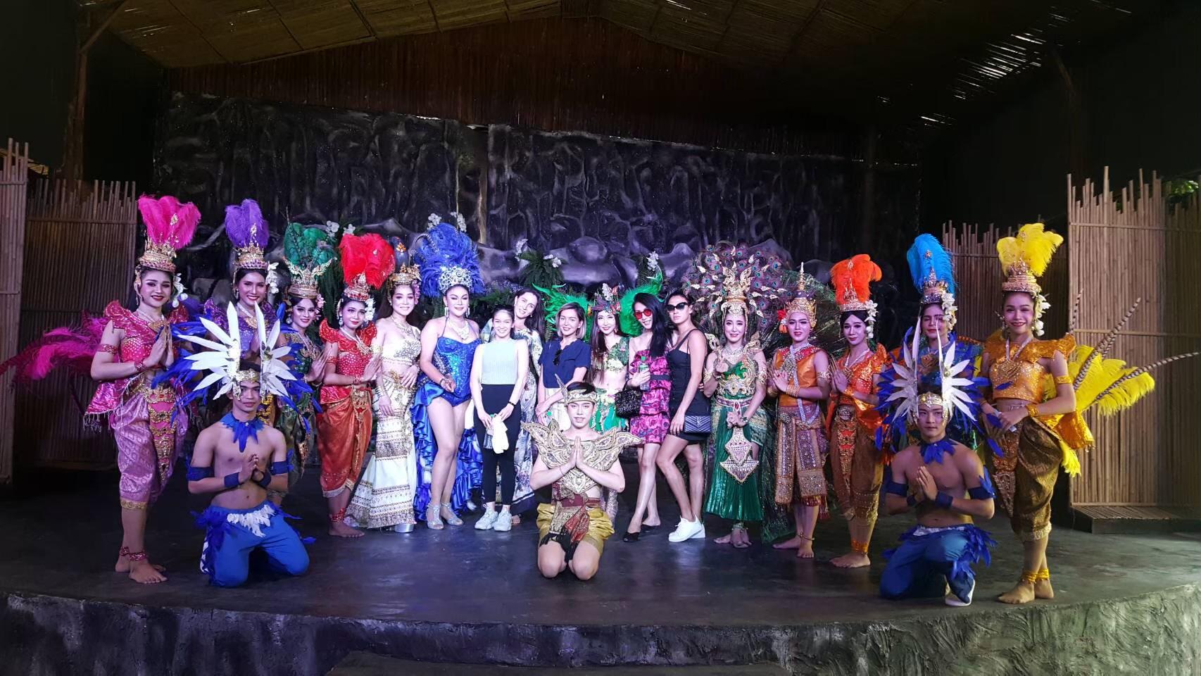 รูป คัชชาช์โชว์พัทยา Kassha Show Pattaya3