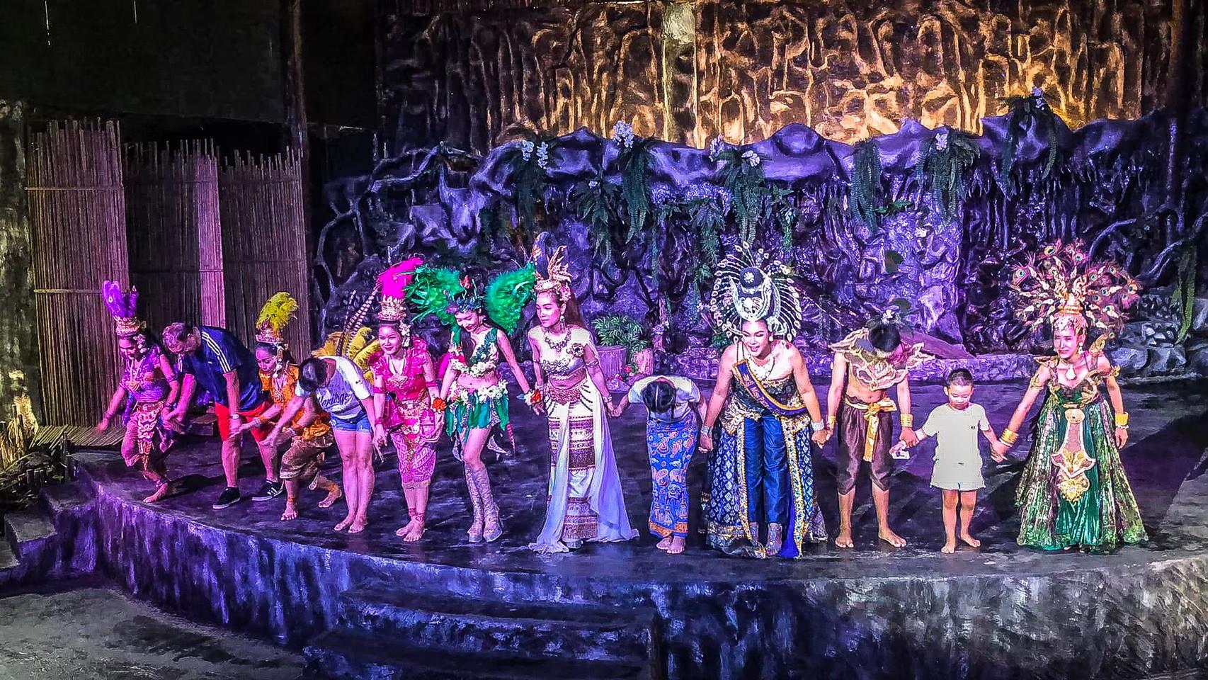 รูป คัชชาช์โชว์พัทยา Kassha Show Pattaya4
