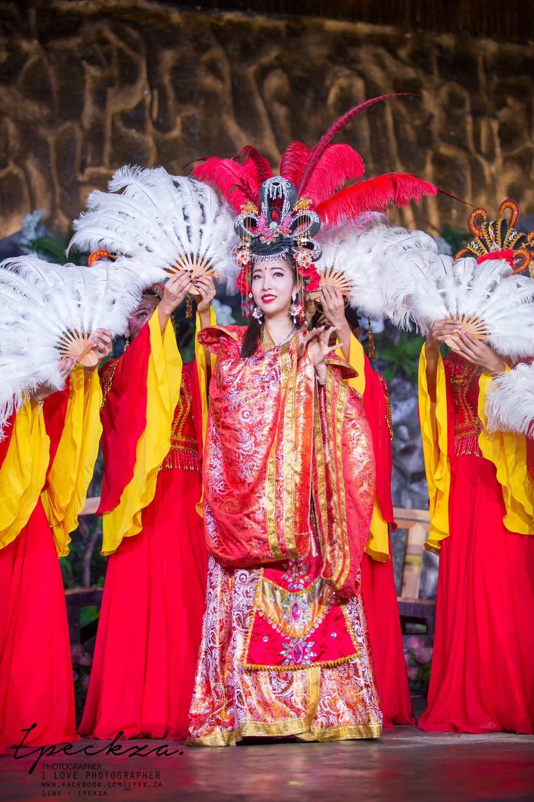 รูป คัชชาช์โชว์พัทยา Kassha Show Pattaya_200103_0017