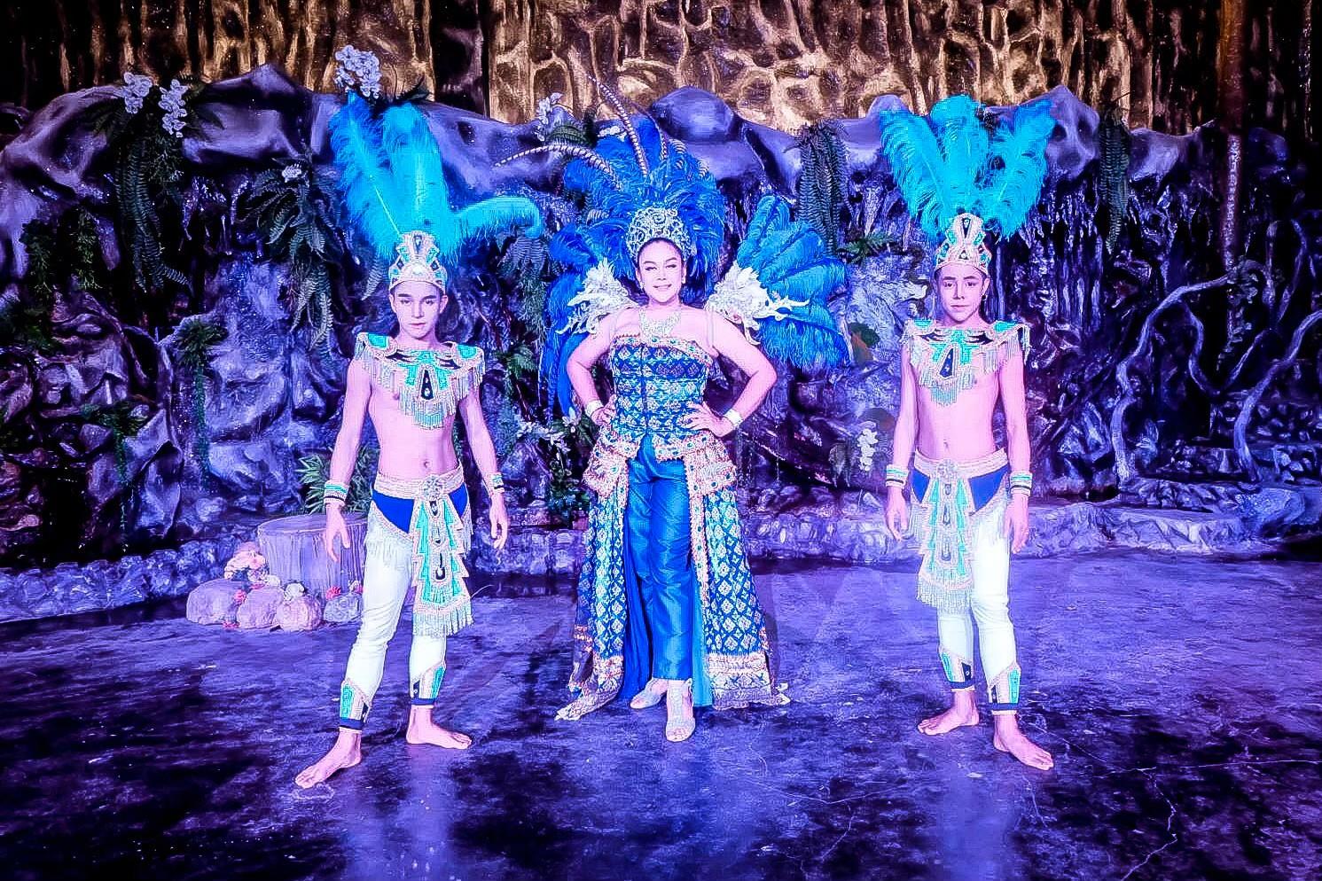 รูป คัชชาช์โชว์พัทยา Kassha Show Pattaya_200103_0045